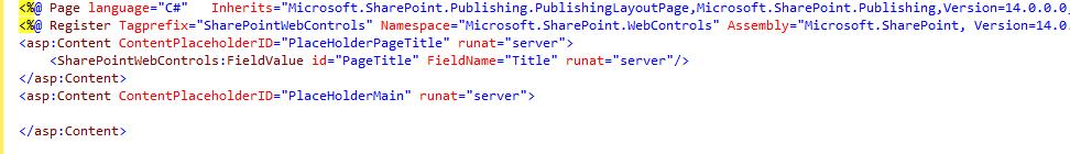 codigo de mi archivo aspx en VS2010