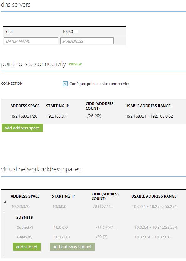 how to get vm ip address