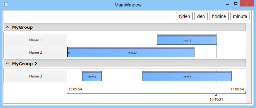 Vacation calendar scheduler in vb wpf ccuart Images