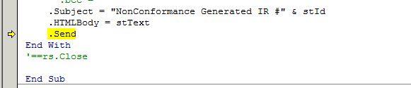run time error \u0027287\u0027 application defined or object defined error