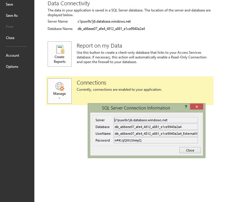 Optimizing Microsoft Office Access Applications Linked to SQL Server