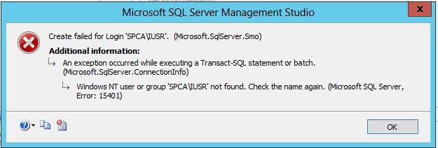 SQL 15401的圖片搜尋結果
