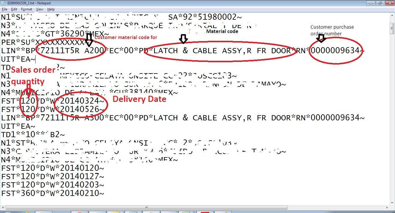 extraer datos de un fichero .txt y colocar en un excel los datos ...