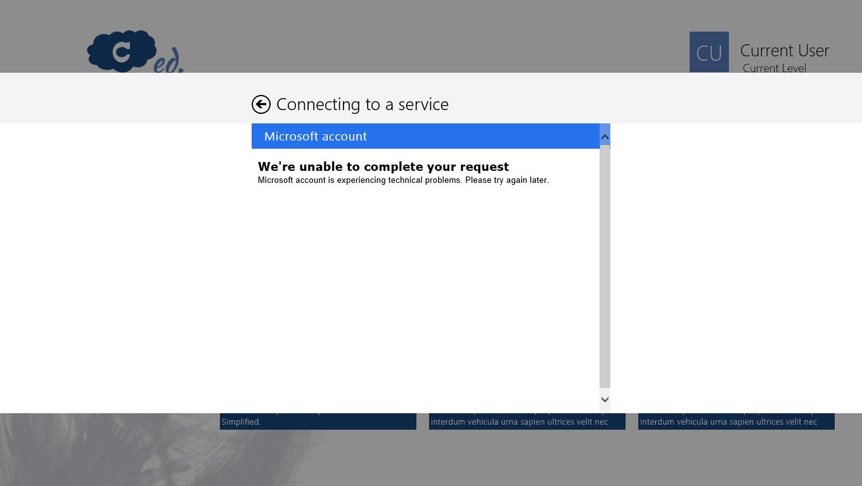 how to change microsoft account on windows mobile