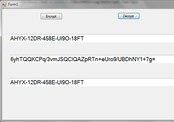Write a buffer to a file