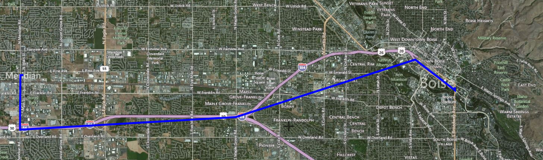 problem when drawing route. Bing Maps. WPF