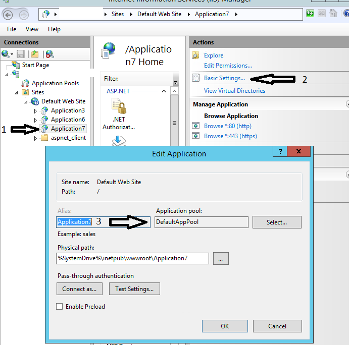 how to get application version c