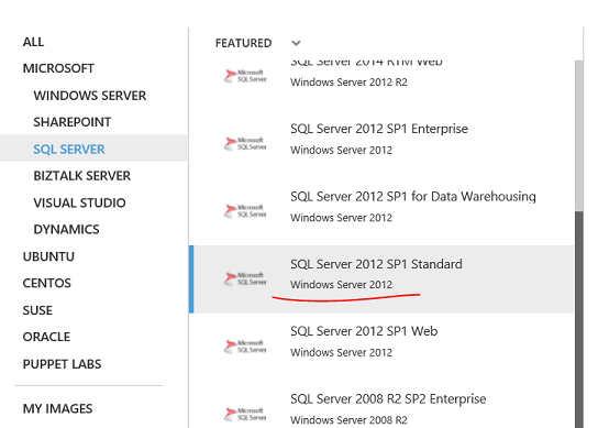 msdn pricing rate discount for sql server on azure virtual