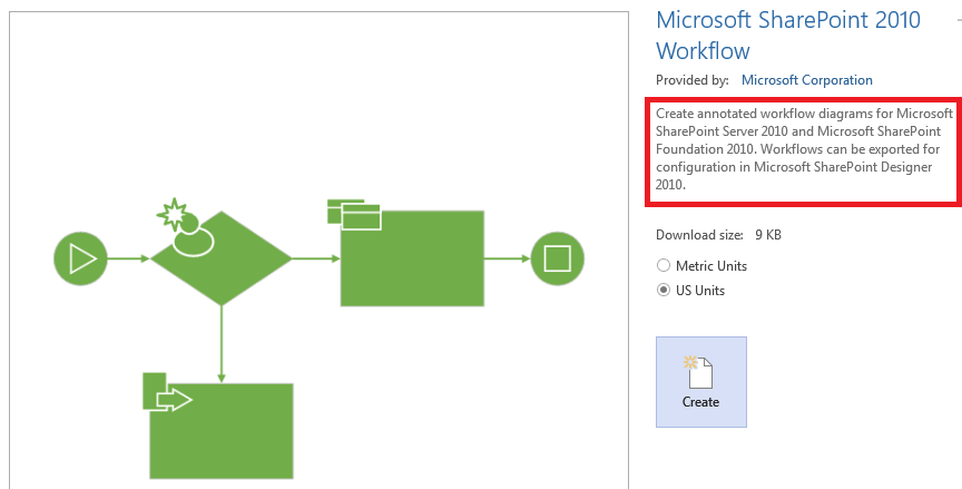 Unable to import workflow from visio 2013 into sharepoint designer microsoft sharepoint 2010 workflow template pronofoot35fo Images