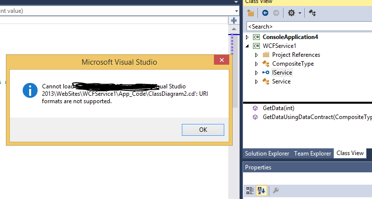 Create A Class Diagram In Visual Studio 2013 Auto Electrical