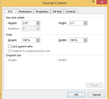 How to auto resize the listbox width and height in excel