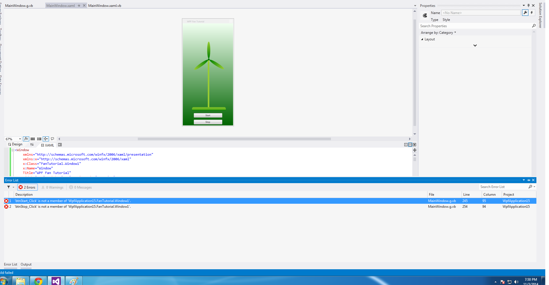 Start and stop a fan image with a button in wpf sir it causes some errors i have attached the image baditri Gallery