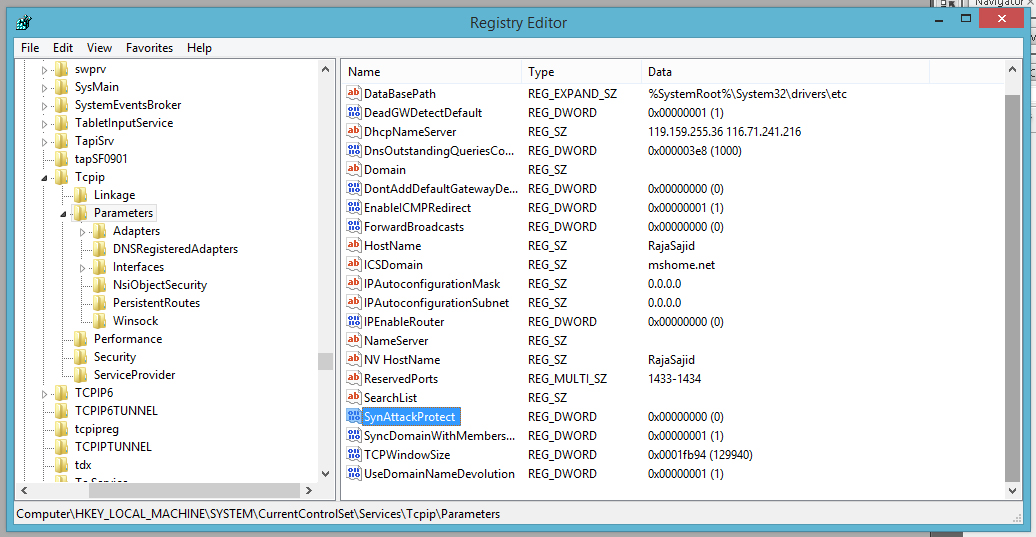 Microsoft SQL Server, Error: 10054 An existing connection was