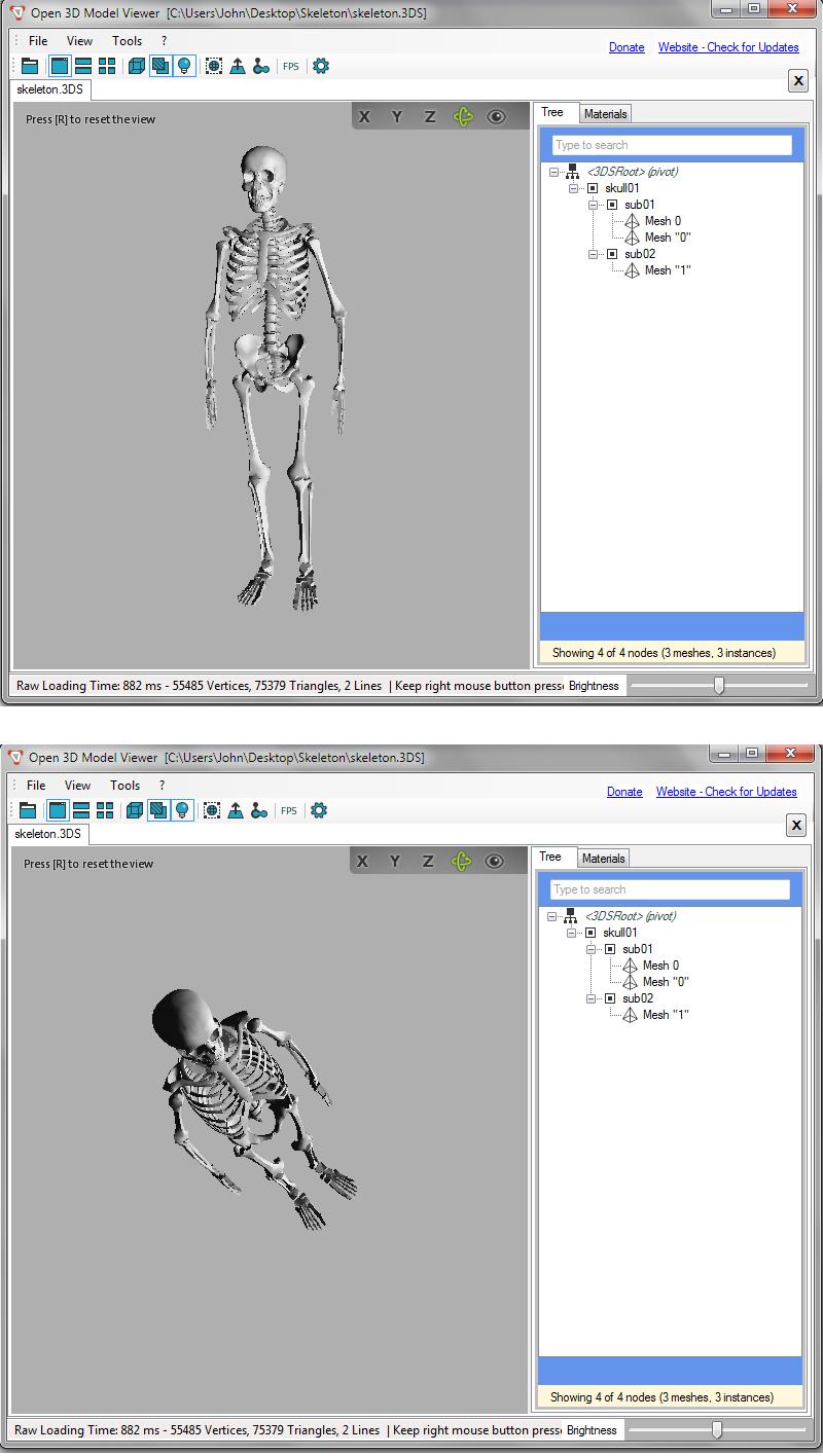 Using 3d models in vb NET
