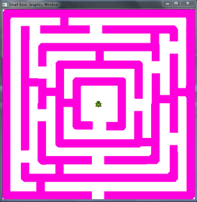 Turtle Maze by Jibba Jabba