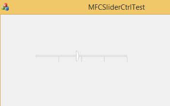Angular slider MFC