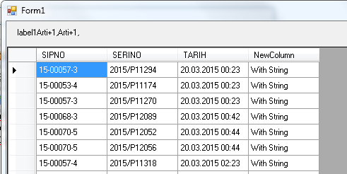 how to add a column sql