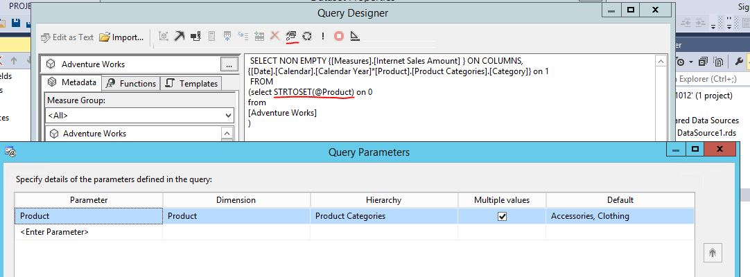 olap - Good example of MDX vs SQL for analytical queries ...