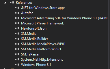 how to play m3u8 files in mx player