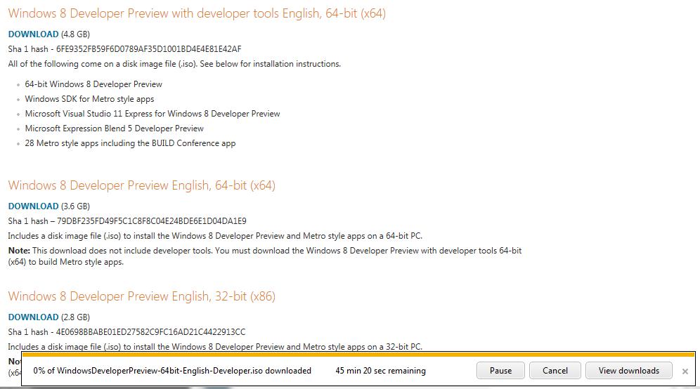 Johhcuto — download windows 8 developer preview english 64-bit x64.