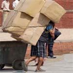 Lastenträger (Nepal)