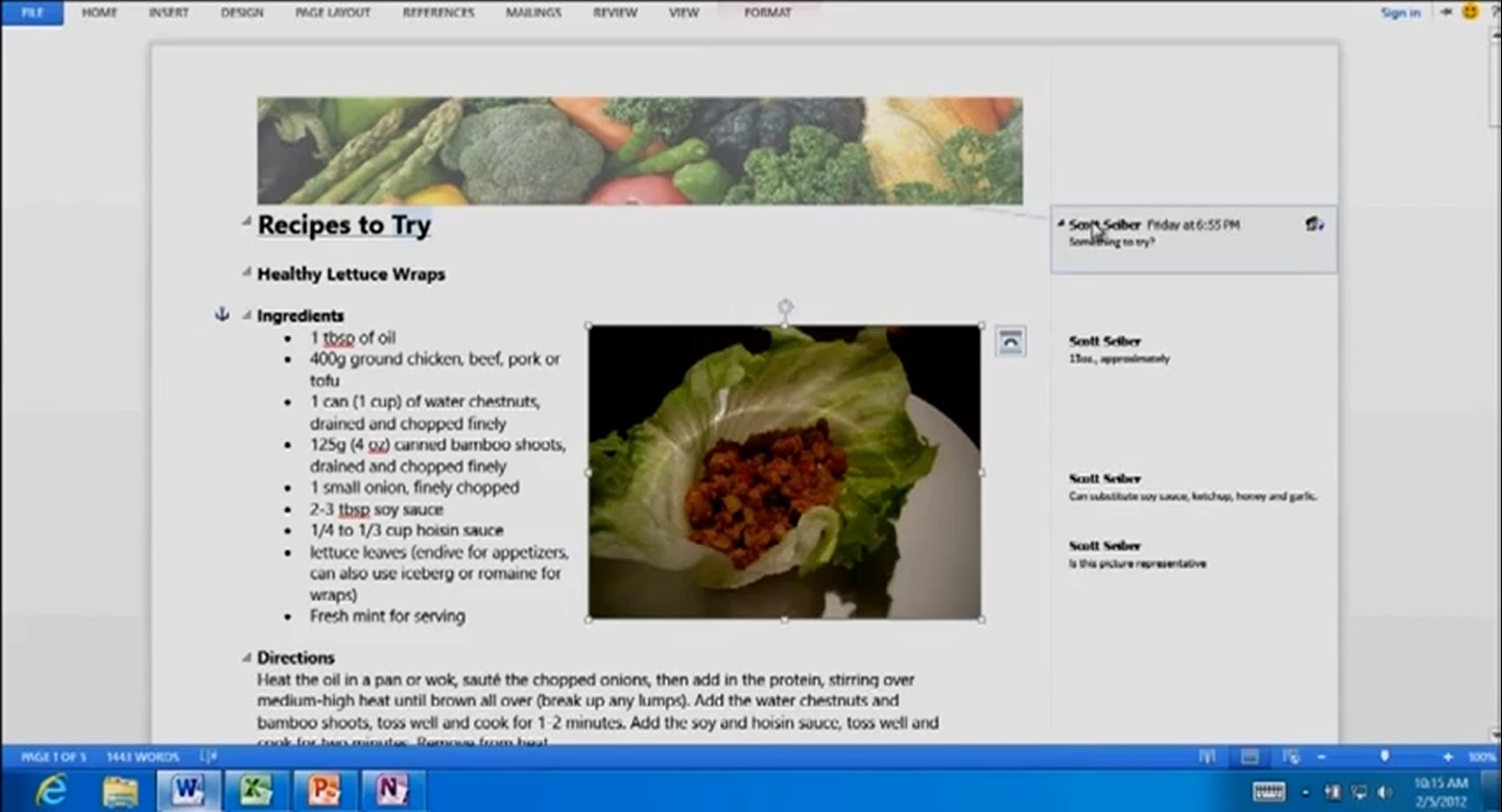 Office 15, Windows 8, and Removed Start Menu Seen in Microsoft Video