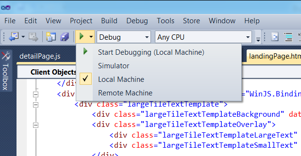 Visual Studio 11 Debug