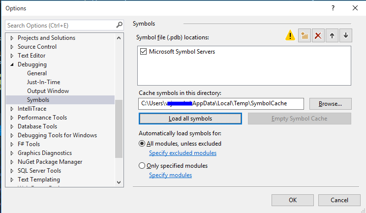 Wp81cannot Find Or Open The Pdb File