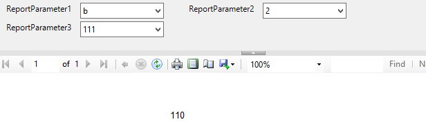 SSRS:Nested IIF inside Switch not working
