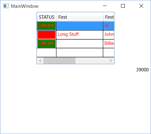 Wpf datagrid template column how to set selected item of a for Wpf templates free download