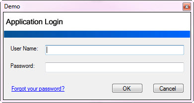 how to make login form in wix
