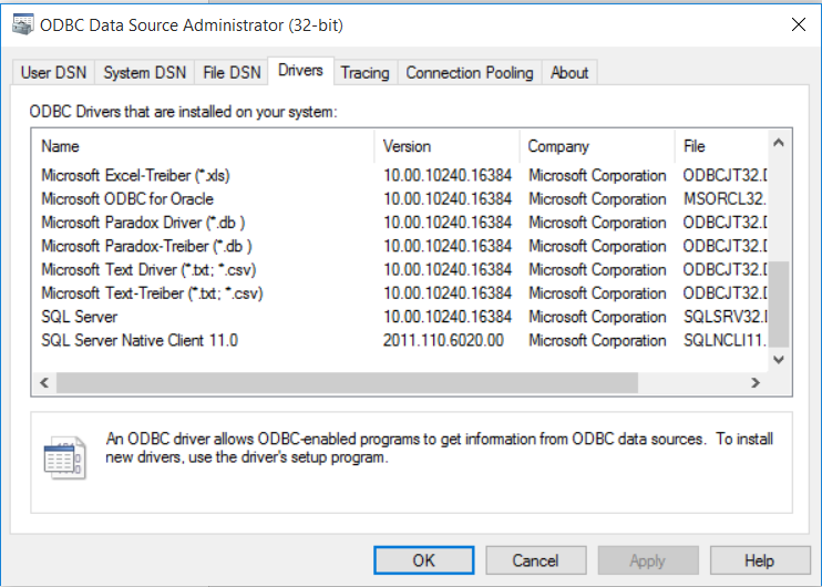 Microsoft SQL Server Connectivity issue  Tableau Community ...