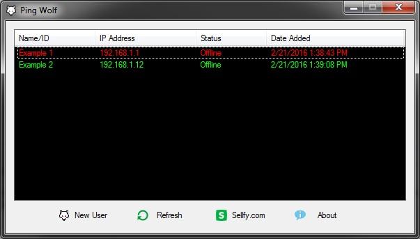 Ping Listview IPs VB NET