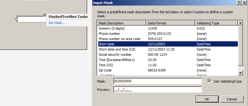 Beaches] Force date format in textbox c#
