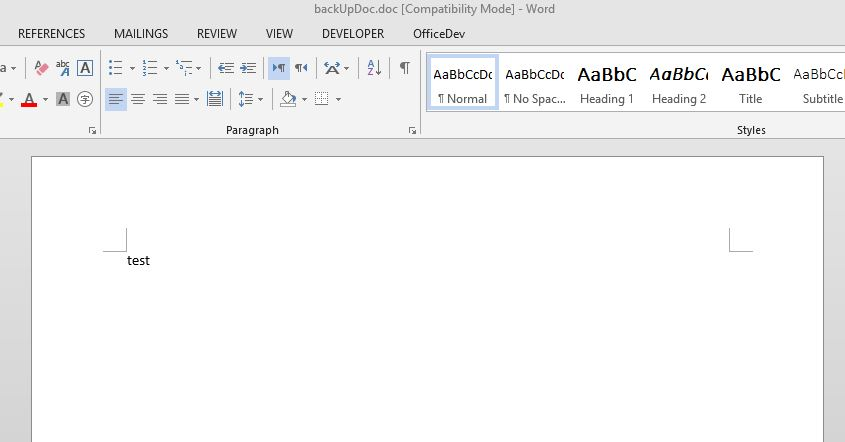 how to open password for word document