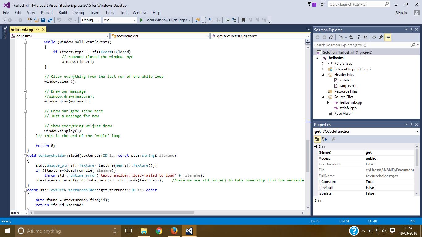 how to fix debug assertion failed visual c++