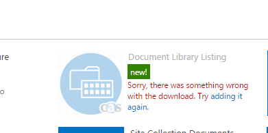 Sorry, there was something wrong with the download