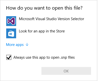 how to open dll files in visual studio 2013