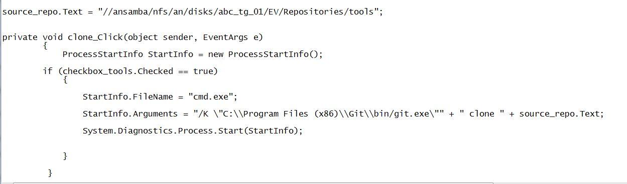 git clone + ssh through command prompt?