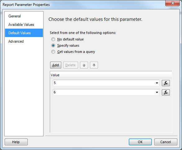 select if nul put default value