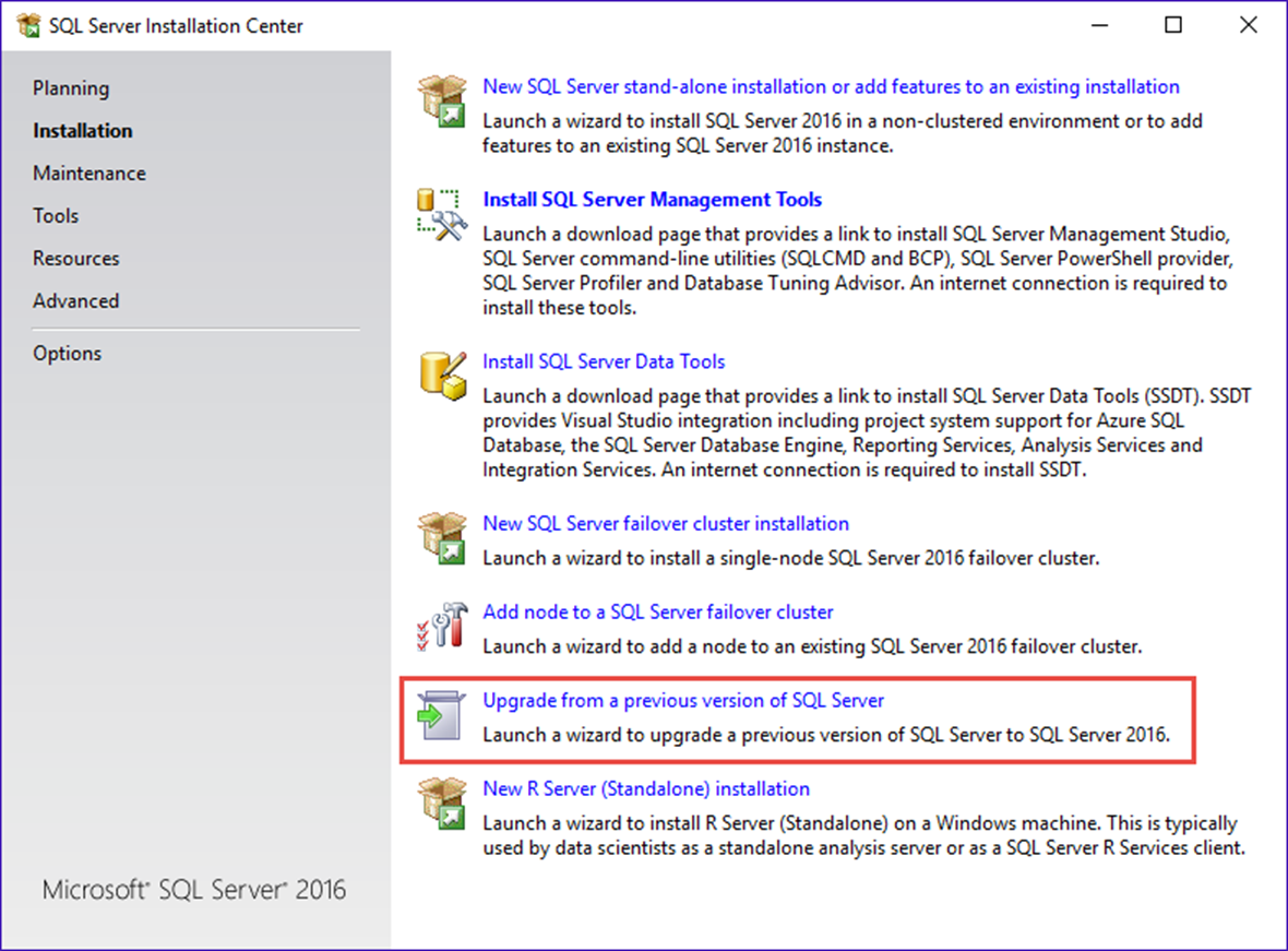 sql server setup \u0026 upgrade forum