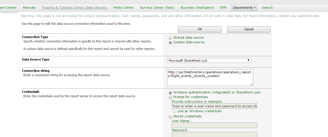 how to create reports in sharepoint 2010
