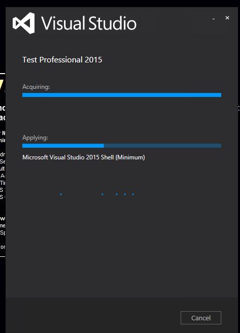 visual studio 2015 versions comparison