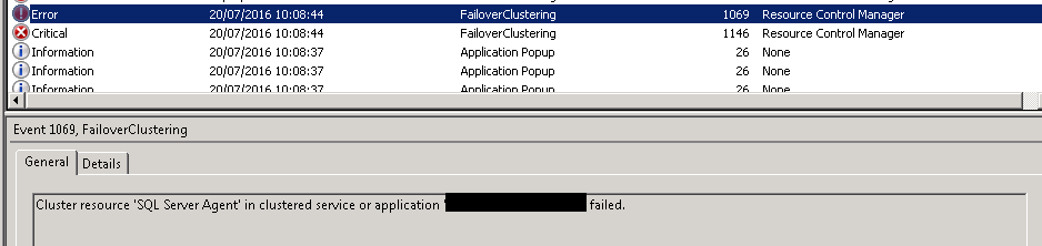 High Availability (Clustering) forum