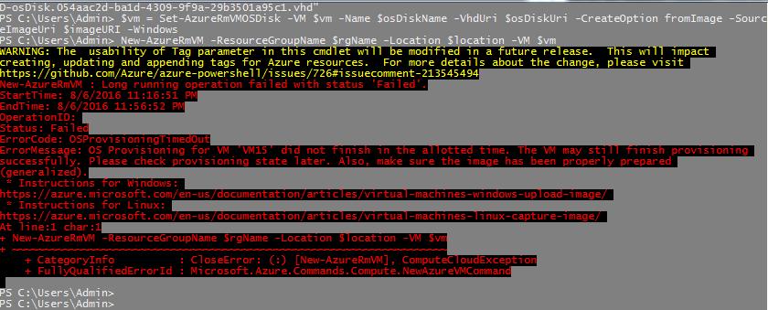 Azure Virtual Machines forum