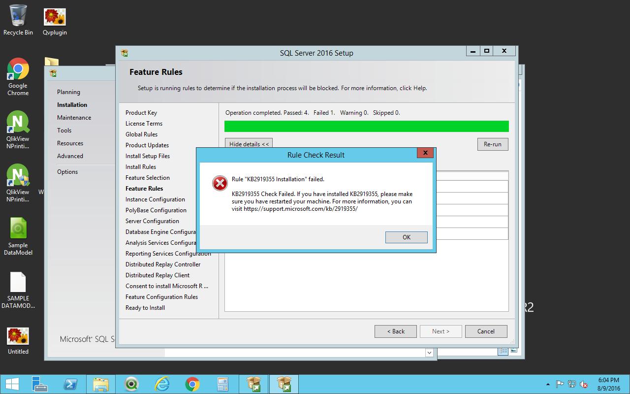 Forumul SQL Server Setup & Upgrade