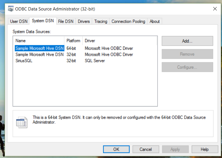 Access 2013 64 Bit Odbc Driver Download