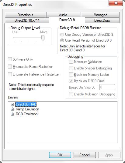 download directx 11 uninstaller