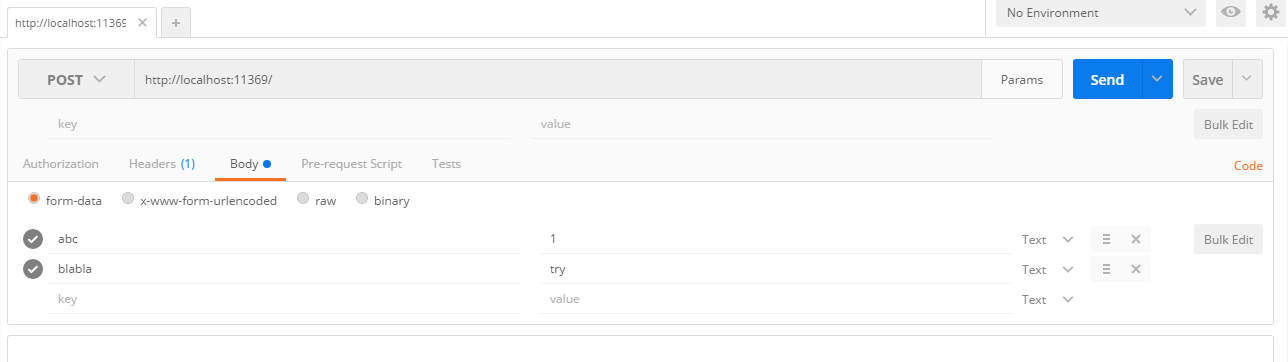 Unable to retrieve json data in C++ REST sdk (Http_Listener