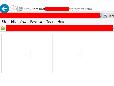Not)Displaying SVG in IE 11 or Edge